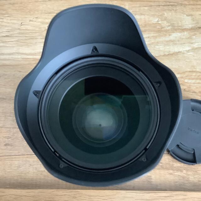 SIGMA(シグマ)のSIGMA 35mm f1.2 dg dn  スマホ/家電/カメラのカメラ(レンズ(単焦点))の商品写真