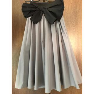 M'S GRACY - エムズグレイシー ビックリボンスカート サイズ36