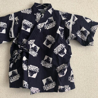 XLARGE - X-LARGE キッズ 甚平