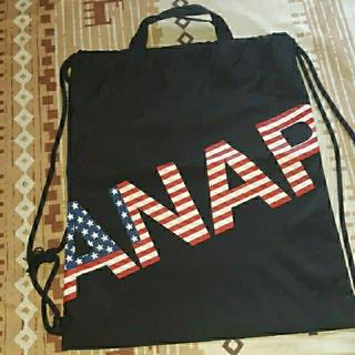 アナップ(ANAP)のANAPナップサック(リュック/バックパック)