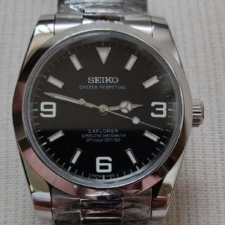 SEIKO - セイコー カスタム SEIKO MOD エクスプローラ 36ミリケース 未使用