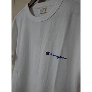 Champion - チャンピオン スクリプトロゴ Tシャツ サイズL