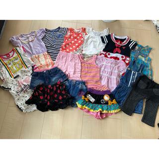 HYSTERIC MINI - 女の子服まとめ売り80センチ 夏