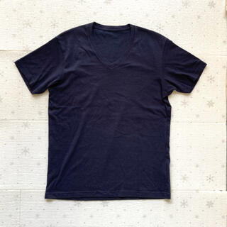 UNIQLO - ユニクロ VネックTシャツ