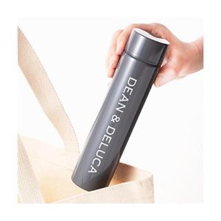 ディーンアンドデルーカ(DEAN & DELUCA)のDEAN&DELUCA ステンレスボトル 2021年 250 チャコールグレー(水筒)