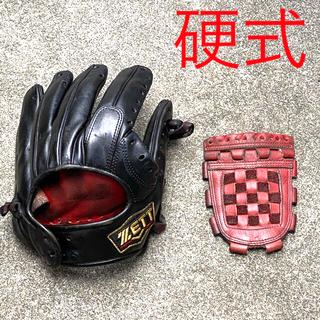 ZETT - ゼット グローブ プロステ 源田モデル
