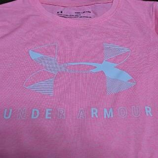 アンダーアーマー(UNDER ARMOUR)のアンダーアーマーキッズ sizeS(Tシャツ/カットソー)