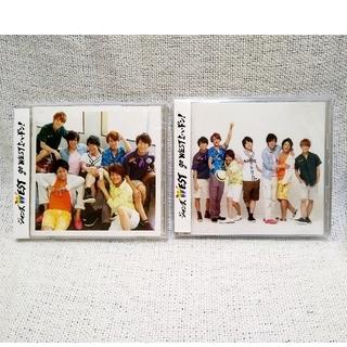ジャニーズウエスト(ジャニーズWEST)のジャニーズWEST go WEST よーいドン! CD(ポップス/ロック(邦楽))