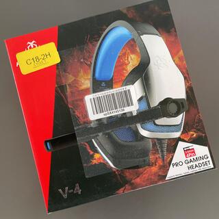 ★新品未使用★ゲーミングヘッドセット マイク付き 定価3,500(その他)