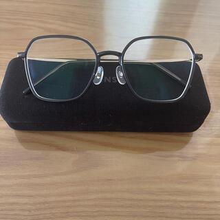 ジンズ(JINS)のメガネ 新品未使用 JiNS(サングラス/メガネ)