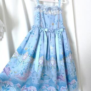 Angelic Pretty - Angelic Pretty♡Aquarium Carnival JSK