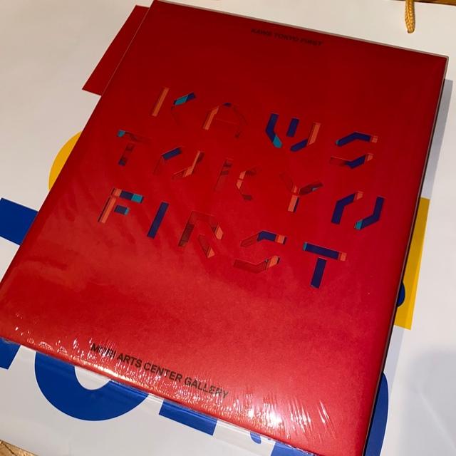 KAWS 図録 エンタメ/ホビーの本(アート/エンタメ)の商品写真