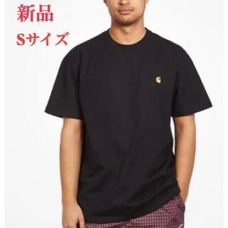 carhartt - 【新品】Carhartt WIP chase 半袖Tシャツ 黒/Sサイズ