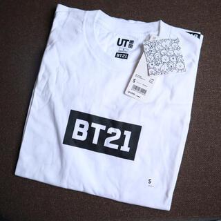 ユニクロ(UNIQLO)のUT×BT21 Sサイズ(K-POP/アジア)