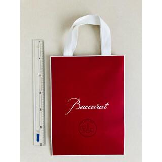 バカラ(Baccarat)のバカラ 紙袋(ショップ袋)