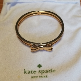 kate spade new york - ケイト・スペード ニューヨーク バングル ゴールド