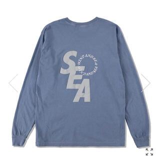 SEA - wind and sea ウィンダンシー 長袖シャツ