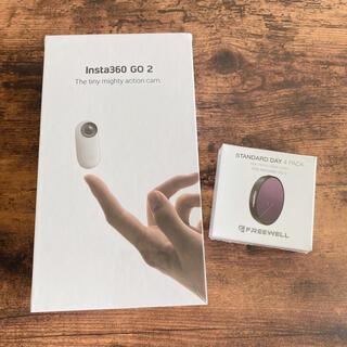 ゴープロ(GoPro)のタまくん様専用 Insta360 GO 2 小型アクションカメラ おまけ付き!(コンパクトデジタルカメラ)