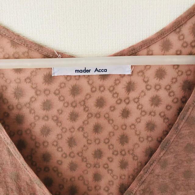 アンスロポロジー風のトップス レディースのトップス(カットソー(半袖/袖なし))の商品写真