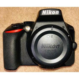 Nikon - Nikon D5600本体(キャップ付)+TAMRON製望遠レンズ