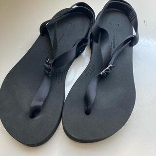 ハイク(HYKE)のHYKE beautiful shoes サンダル(サンダル)