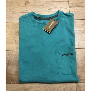 patagonia - パタゴニア ロゴTシャツ 新品未使用タグ付き