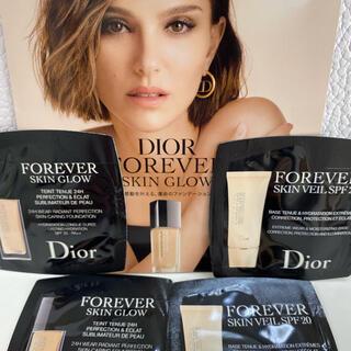 ディオール(Dior)のディオール♡フォーエヴァーリキッドファンデーション、メイクアップベース(ファンデーション)