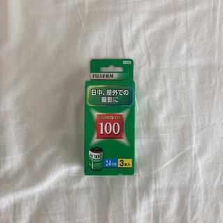 富士フイルム - FUJIFILM フジカラー100 24枚撮り 2本セット