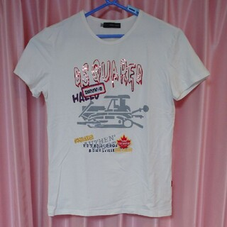 ディースクエアード(DSQUARED2)の新品 DSQUARED2 Tシャツ(Tシャツ(半袖/袖なし))