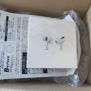 Apple - 新品 未開封 apple airpods pro