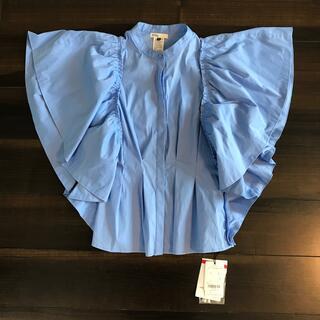 ダブルスタンダードクロージング(DOUBLE STANDARD CLOTHING)のダブルスタンダードクロージング ブラウス 38サイズ(シャツ/ブラウス(半袖/袖なし))