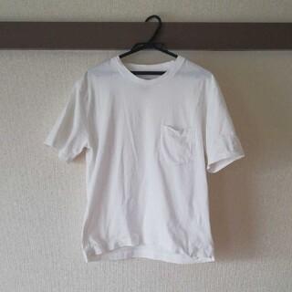 レイジブルー(RAGEBLUE)の[送料込]TO-90ホワイト 無地 Tシャツトップス(Tシャツ(半袖/袖なし))
