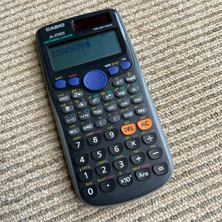 カシオ(CASIO)のCASIO 関数電卓 fx-375ES(オフィス用品一般)