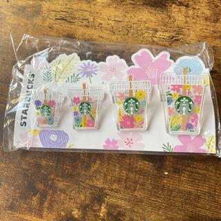 Starbucks Coffee - スターバックス クリップセット