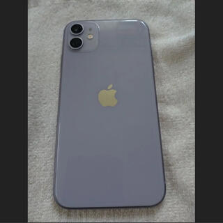 iPhone - Iphone11  64GB パープル