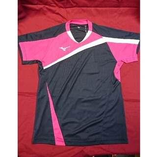 ミズノ(MIZUNO)のバドミントン ミズノ Tシャツ 72MA800514(バドミントン)
