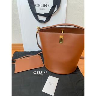 celine - セリーヌ 16バケットバッグ タン CELINE 正規品