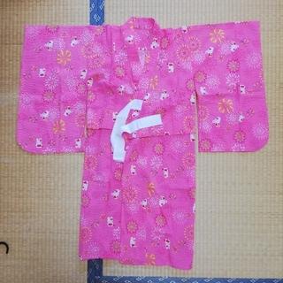 ニシマツヤ(西松屋)の浴衣 女の子(甚平/浴衣)