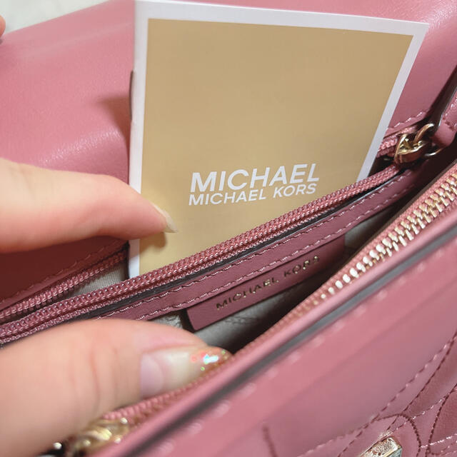 Michael Kors(マイケルコース)の新品 MICHAEL KORS ショルダー バッグ レディースのバッグ(ショルダーバッグ)の商品写真