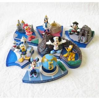 ディズニー(Disney)の東京ディズニーシー5周年記念のフィギュアセット(その他)