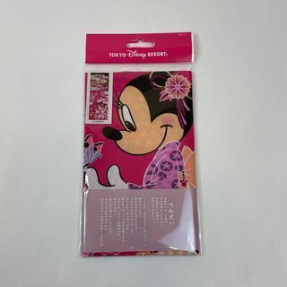Disney - ディズニーミニーちゃん・てぬぐい・和柄・販売終了品⭐︎(14450725)