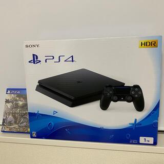 PlayStation4 - PS4 CUH-2100B 1TB