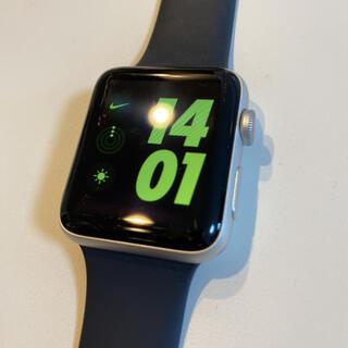 Apple - Apple Watch 3 NIKE+ セルラーモデル 42mm 美品