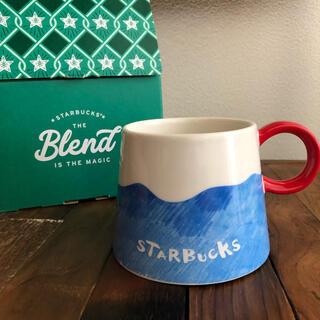 Starbucks Coffee - 【新品未使用】スターバックス2019 富士山 マグカップ355ml