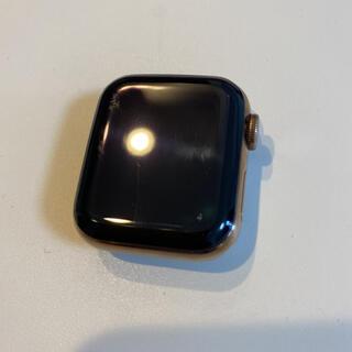 アップル(Apple)のApple Watch 4 ゴールドステンレス 40mm Cellularモデル(その他)