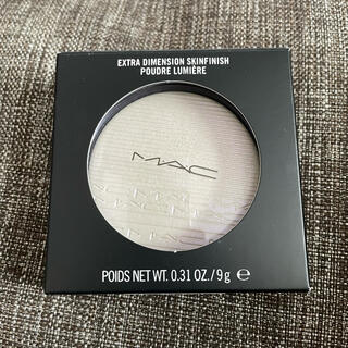 マック(MAC)のM.A.C. エクストラ ディメンション スキンフィニッシュ ソフト フロスト(フェイスパウダー)