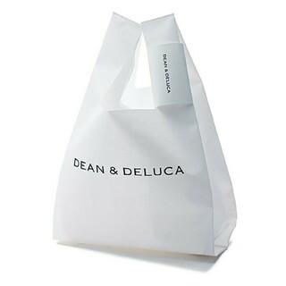 DEAN & DELUCA - DEAN&DELUCA ミニマムエコバッグ ホワイト 新品 正規品