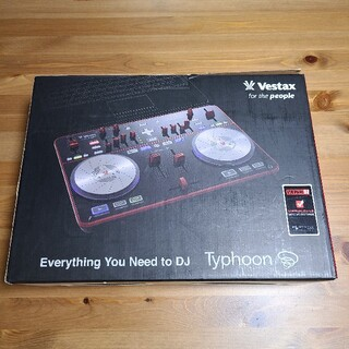 Vestax for the people DJコントローラー Typhoon (DJコントローラー)