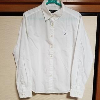 EASTBOY - イーストボーイ  Yシャツ(ホワイト)