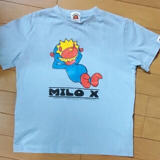 アベイシングエイプ(A BATHING APE)のアベイシングエイプ エイプキッズ Tシャツ 130(Tシャツ/カットソー)